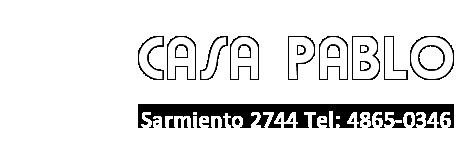 Lenceria Mayorista Casa Pablo